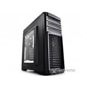 Carcasă calculator fără sursă DeepCool Kendomen TI, negru
