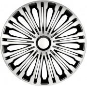 """Puklice - Volante Black & Silver 16"""""""