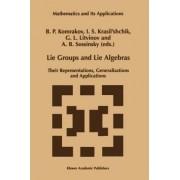Lie Groups and Lie Algebras by B.P. Komrakov