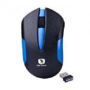 Mouse Serioux wireless Drago 300 1000DPI Albastru