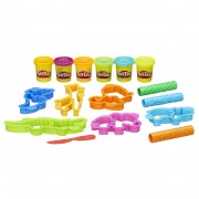 SET PLASTELINA PLAY-DOH - ZOO - B1168