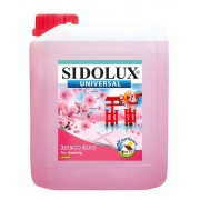 Sidolux Soda Power universal čistič s vůní 5l Japonská třešeň /r