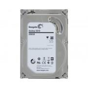 """2TB 3.5"""" SSHD SATA III MLC 8GB 64MB 7.200rpm ST2000DX001"""