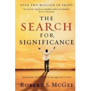 The Search for Significance by Robert McGee