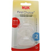 Nuk Tetina First Choice Silicona Agua S2 6-18 meses