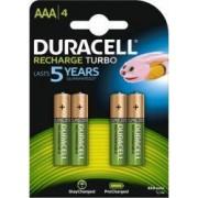 Acumulatori Duracell AAAK4 800mAh