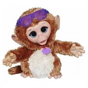 Fur Real Friends Baby Cuddles My Giggly Monkey Pet