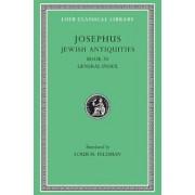 Works: Jewish Antiquities, Bk.XX v. 13 by Flavius Josephus