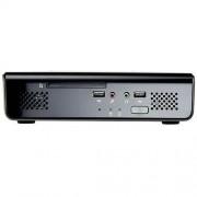 Carcasa ULTRATOP K2, HTPC, mITX, 120 W, Negru