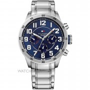 Tommy Hilfiger Trent 1791053 Mens Wristwatch Solid Case