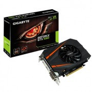 Placa video Gigabyte GeForce GTX 1060 Mini ITX OC, 1556 (1771) MHz, 6GB GDDR5, 192-bit, 2x DL-DVI-D, HDMI, DP