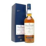 Talisker 12 YO Single Malt Scotch Whisky 0.70 Lt