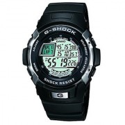 G-Shock Digital Black Dial Mens Watch - G-7700-1DR (G222)