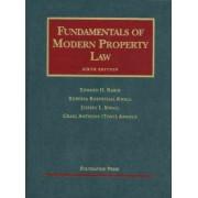 Fundamentals of Modern Property Law by Edward Rabin