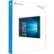 Програмен продукт с лицензен стикер Windows Home 10 64Bit Bulgarian 1pk DSP DVD - KW9-00155