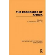 The Economies of Africa by Peter Robson