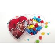 Baleiro coração grande personalizado