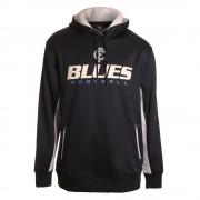 AFL Mens Premium Ultra Hood Carlton Blues