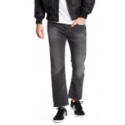 Diesel Waykee Straight Jean BLACK-DENIM