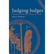 Judging Judges by Jason E. Whitehead