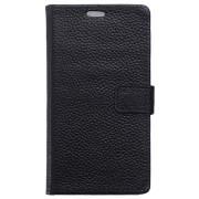 Huawei Y5II Wallet Leren Hoesje - Zwart