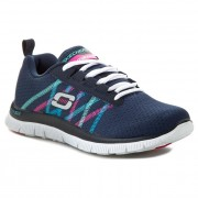 Pantofi SKECHERS - Something Fun 111885/Nvmt Navy/Multi