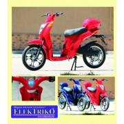 Alfa Centauri ES034 -2017 elektromos kerékpár - piros