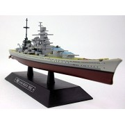 German Battleship Scharnhorst 1/1100 Scale Diecast Metal Model Ship