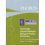 Tweetalige Sakwoordeboek / Bilingual Pocket Dictionary by Pharos Dictionaries