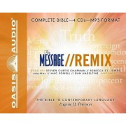 Message Remix Bible-MS by Eugene H Peterson