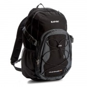 Hátizsák HI-TEC - Traveller 25 L NH.710.01 Black/Grey