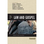 Five Views on Law and Gospel by Greg L. Bahnsen