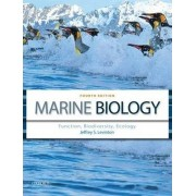Marine Biology by Distinguished Professor of Ecology and Evolution Jeffrey S Levinton