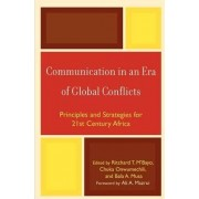 Communication in an Era of Global Conflicts by Ritchard Tamba M'bayo