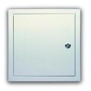 UVM2025 - Usita de vizitare metalica, 20x25 cm