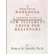 A Practical Workbook to J. Gresham Machen's New Testament Greek for Beginners by Hobert K Farrell