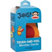 Julius Touch-and-Feel Stroller Cards by Paul Frank