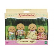 Toy Poodle Family by Sylvanian Families