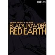 Black Powder Red Earth V3 by Jon Chang