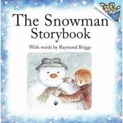 Snowman Storybook by Raymond Briggs