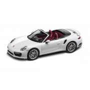 Miniatura Porsche 911 Turbo S Cabriolet (991 II) 1:43