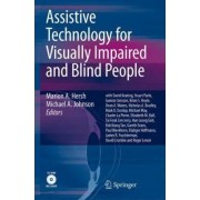 Assistive Technology for Visually Impaired and Blind People by Marion A. Hersh