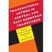 Transnational Actors in Central and East European Transitions by Mitchell Alexander Orenstein