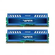8GB-2X4GB-DDR3-1866MHz-Patriot-Viper-3-Sapphire-Blue-PV38G186C9KBL