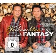 Weihnachten mit Fantasy (Geschenk Edition CD+DVD)