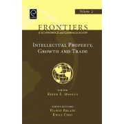 Intellectual Property, Growth and Trade by Keith E. Maskus