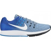 Nike Air Zoom Structure 19 - scarpa running - White/Light Blue