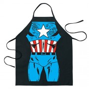 Marvel Captain America Be The Hero Apron by ICUP