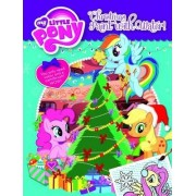 My Little Pony Christmas Paint with Water by The Five Mile Press