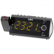 AEG Radio Despertador Proyector MRC4121P